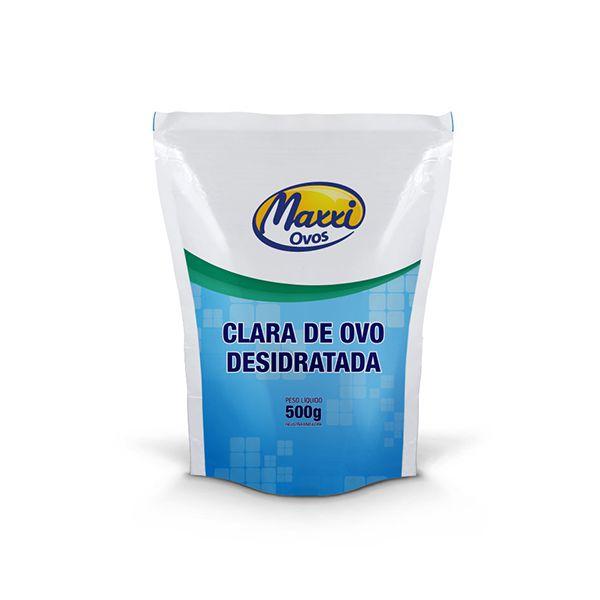 Clara De Ovo Desidratada Maxxi Ovos 500g