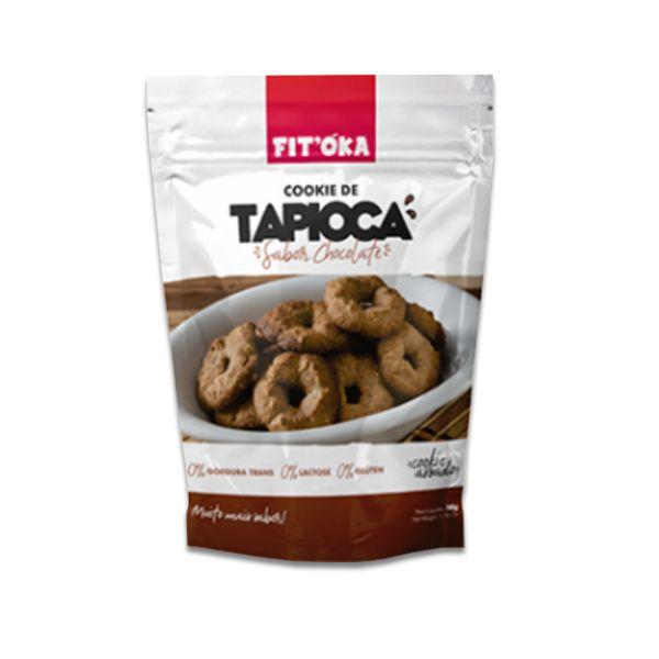 Cookies de Tapioca Chocolate Fit´Oka 50g