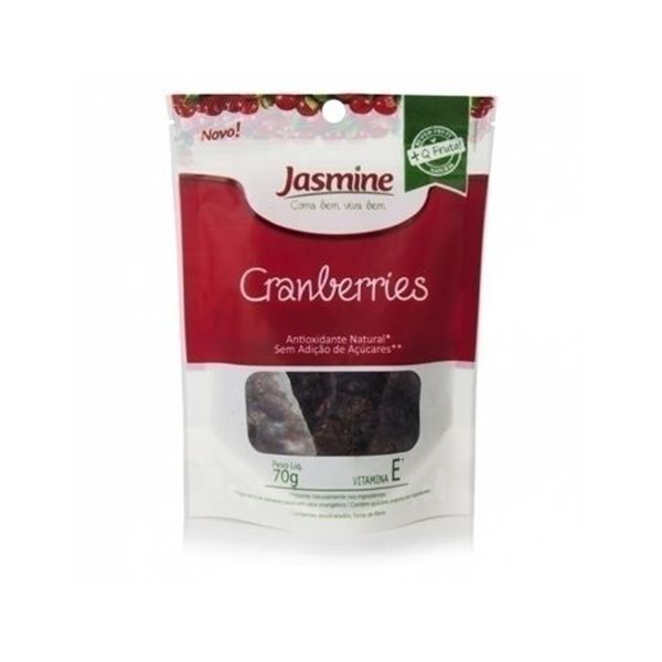 Cranberries Jasmine 70g