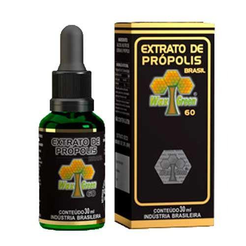 Extrato de Própolis Verde 30% Wax Green 30ml