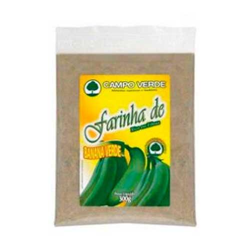 Farinha De Banana Verde Via Boa 100g