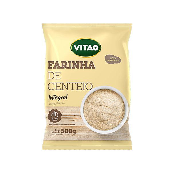 Farinha De Centeio Integral Vitao 500g
