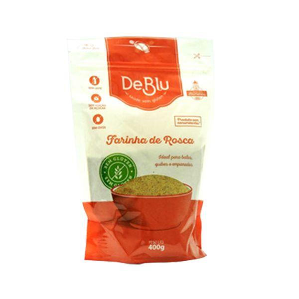 Farinha De Rosca Diet, Sem Glúten E Sem Lactose Bem Nutrir Deblu 400g