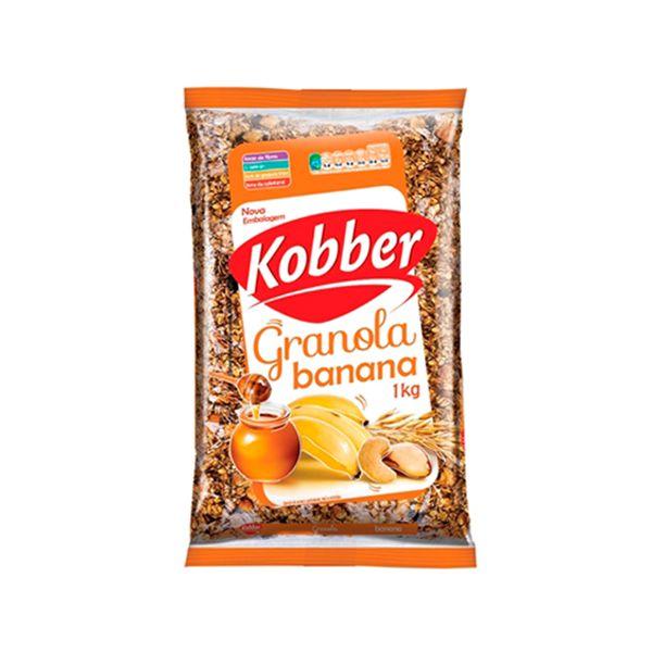 Granola Banana E Mel Kobber 1kg