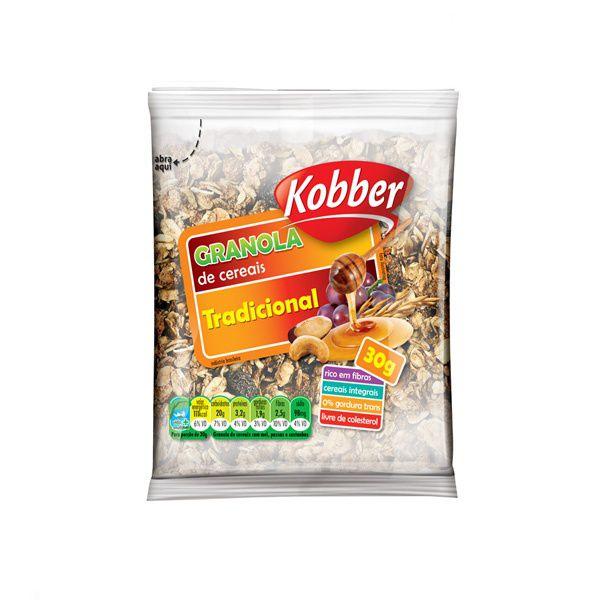 Granola Tradicional Kobber 30g