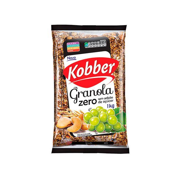 Granola Zero Açúcar Kobber 1kg