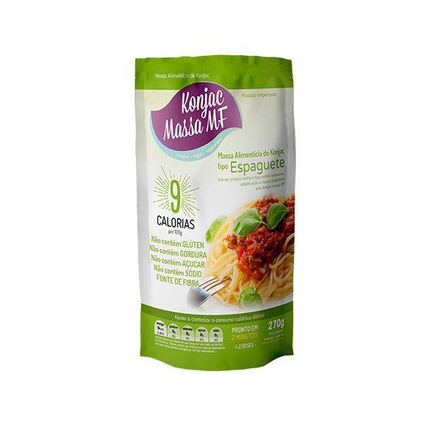 Macarrão Sem Glúten Espaguete Konjac 270g
