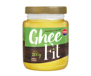 Manteiga Ghee Fit Sertanorte 200g