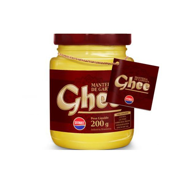 Manteiga Ghee Sertanorte 200g