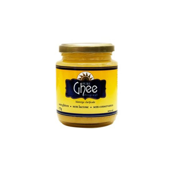 Manteiga Pure Ghee Original Airon 175g