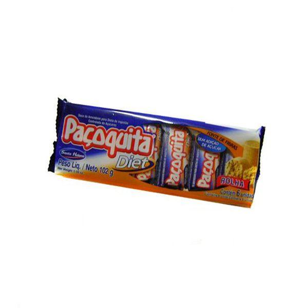 Paçoquita Diet 6 Unidades