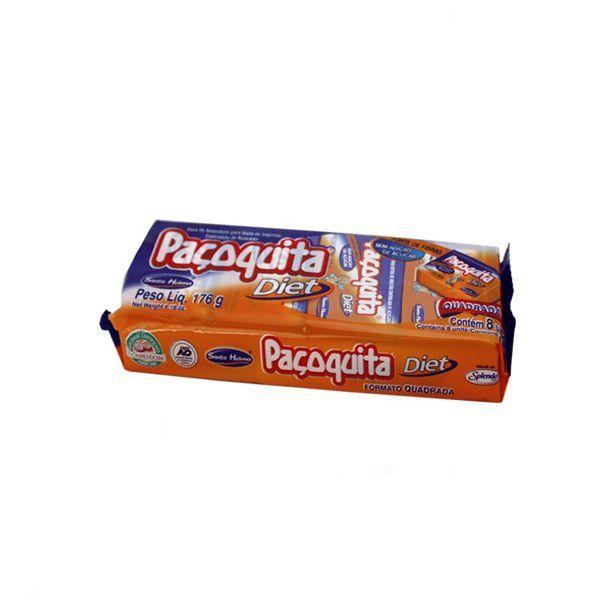 Paçoquita Diet 8 Unidades