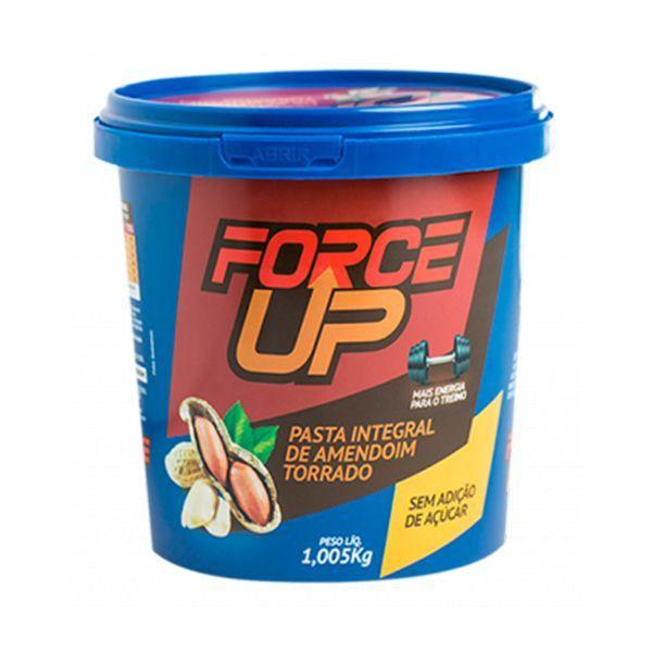 Pasta De Amendoim Force Up Com Tradicional 1,005kg