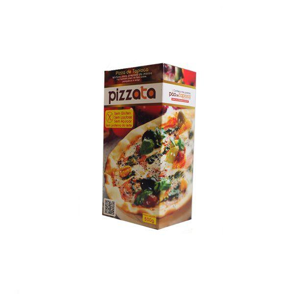 Pizzata - Pré Mistura Para Pizza 500g