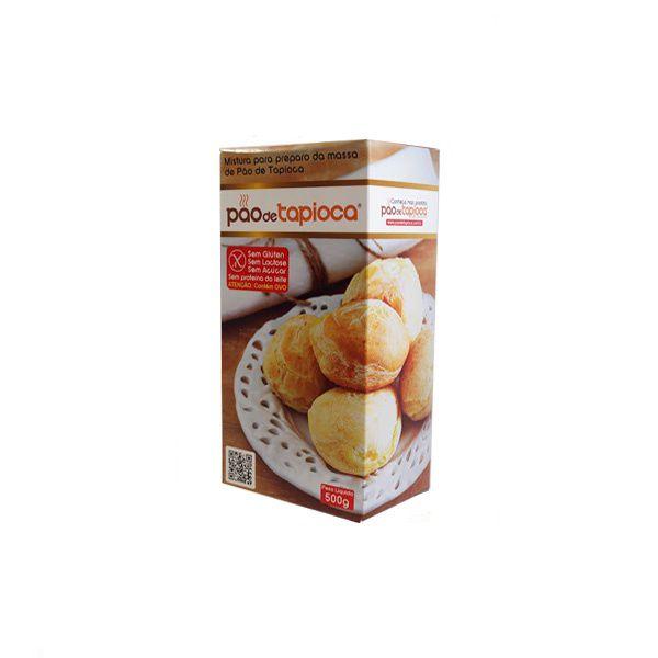 Pré-mistura Para Pão De Tapioca 500g