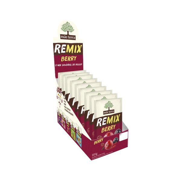 Remix Mãe Terra Berry Contendo 9 Unidades