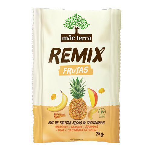 Remix Mãe Terra Frutas Unidade
