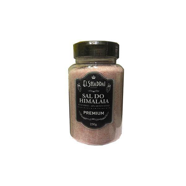 Sal Rosa Do Himalaia Fino El Shaddai 250g