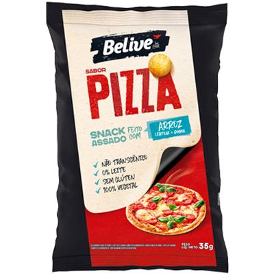 Salgadinho Belive Pizza 35g