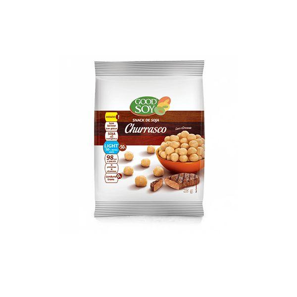 Snacks De Soja Good Soy Sabor Churrasco 25g