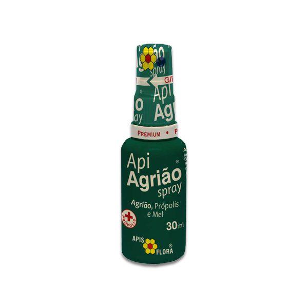 Extrato de Própolis com Agrião e Mel Spray Apis Flora 30ml