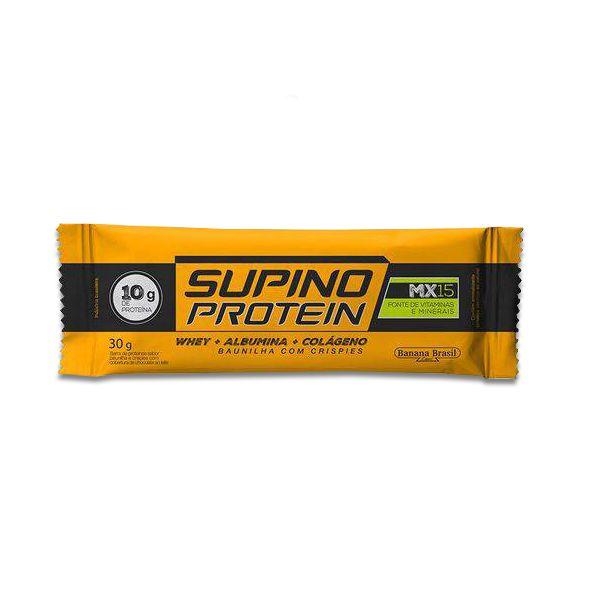 Supino Protein Baunilha com Crispies 1 un