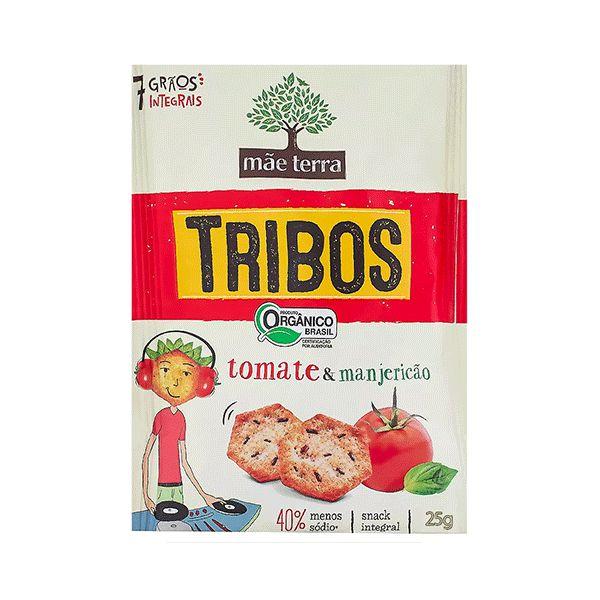 Tribos Tomate E Manjericão Orgânico Mãe Terra 25g