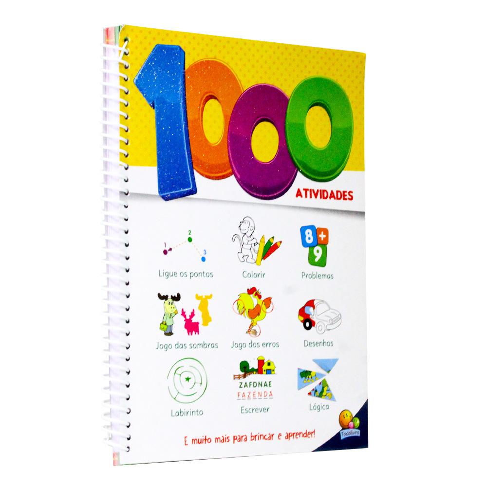 1000 Atividades | Todolivro
