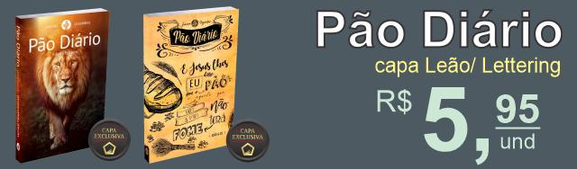 Livro Pão Diário | Livraria Evangélica Emmerick