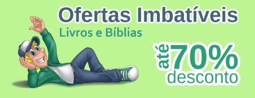 ofertas imbatíveis de livros evangélicos e bíblias evangélicas | livraria evangélica emmerick