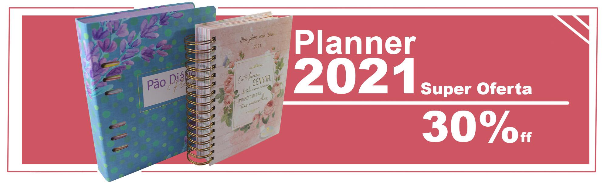 Planner e Agendas 2021