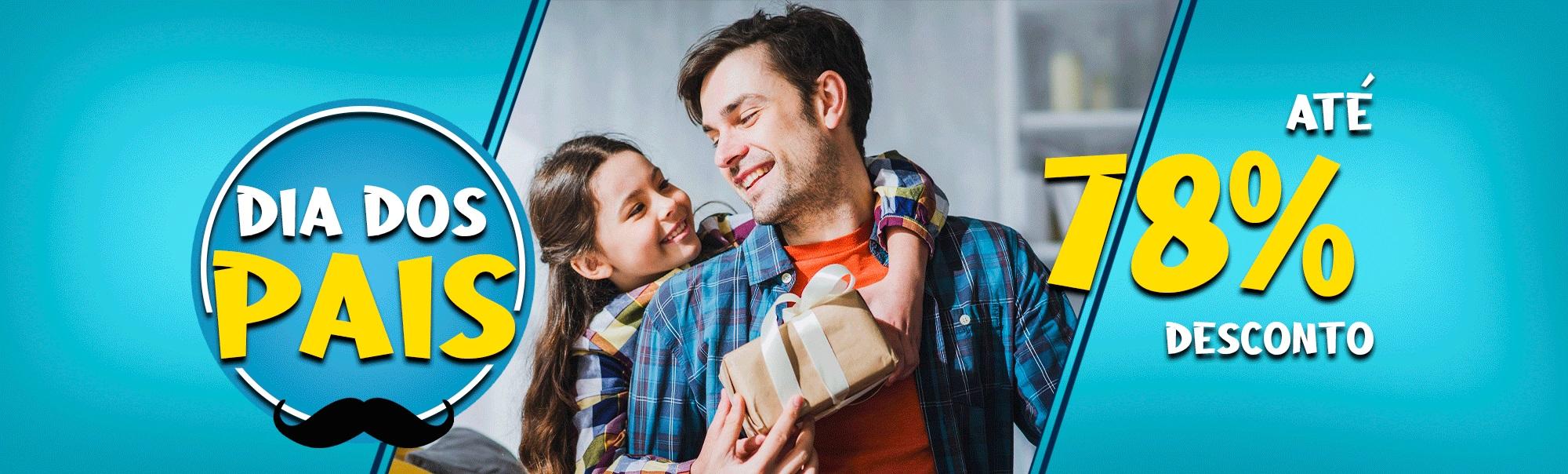 Dia dos Pais 2021 | Livraria Cristã Emmerick