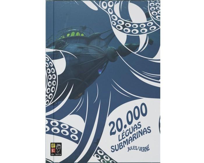 20.000 Léguas Submarinas - Júlio Verne | Pé da Letra