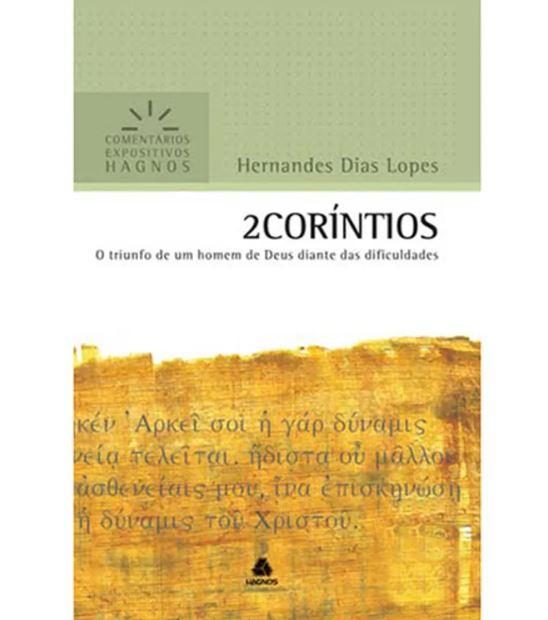 2 Coríntios Comentário Expositivo   Hernandes Dias Lopes
