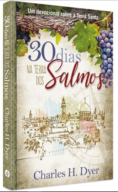 30 Dias na Terra dos Salmos - Brochura