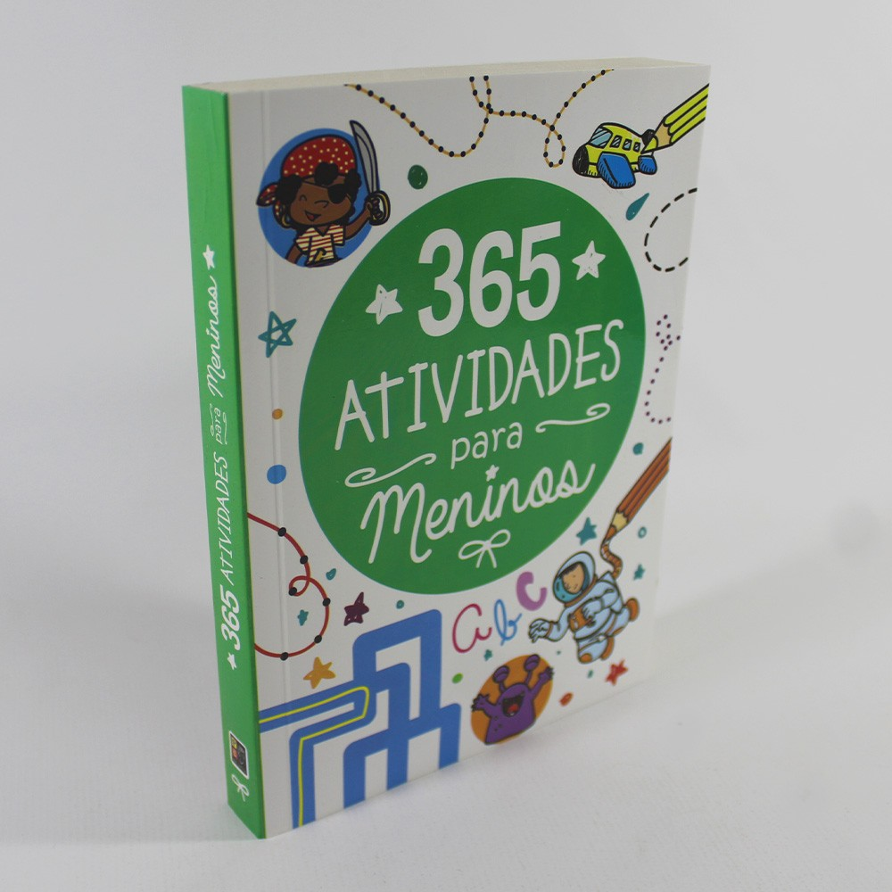365 Atividades para Meninos