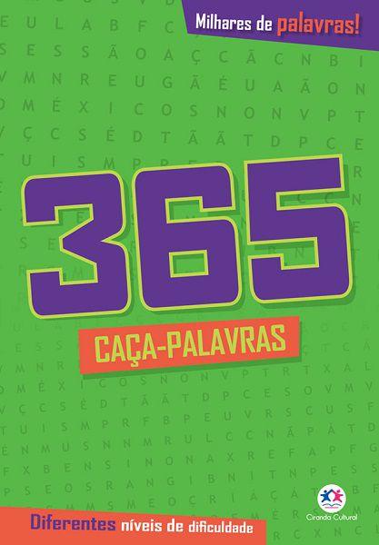 365 Caça-Palavras 1