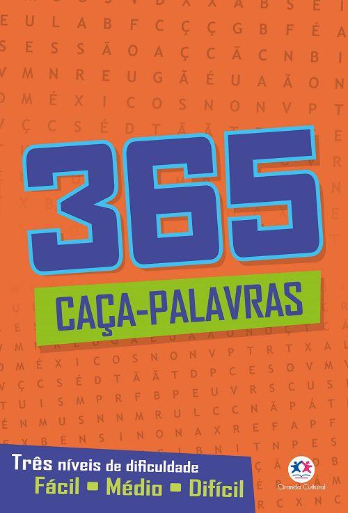 365 Caça palavras vol II