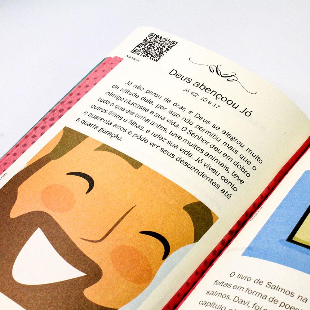 365 Histórias Bíblicas para Ler e Ouvir | Pé da Letra