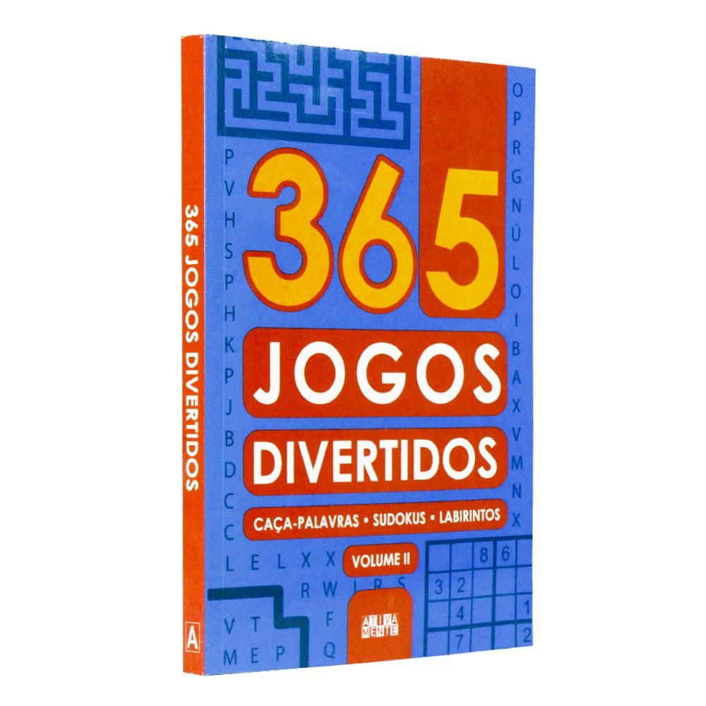 365 Jogos Divertidos | Volume II | Ativamente