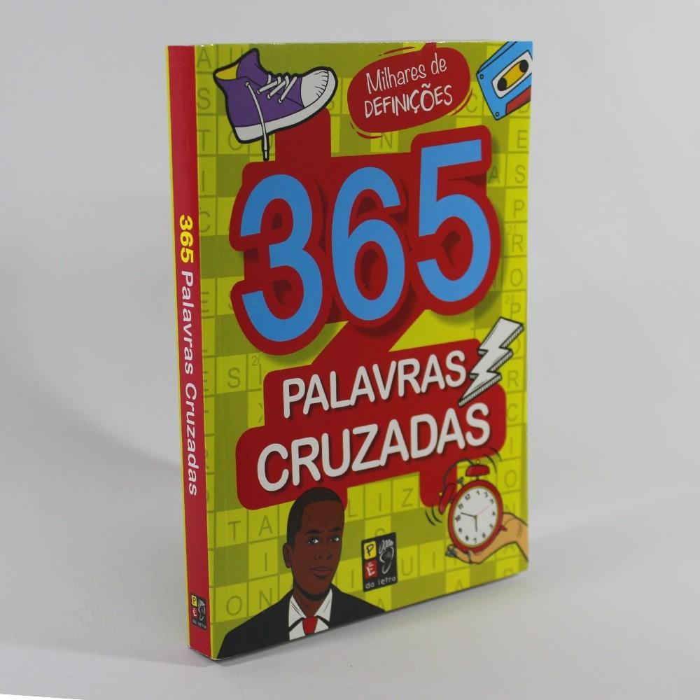 365 Palavras Cruzadas - Amarelo