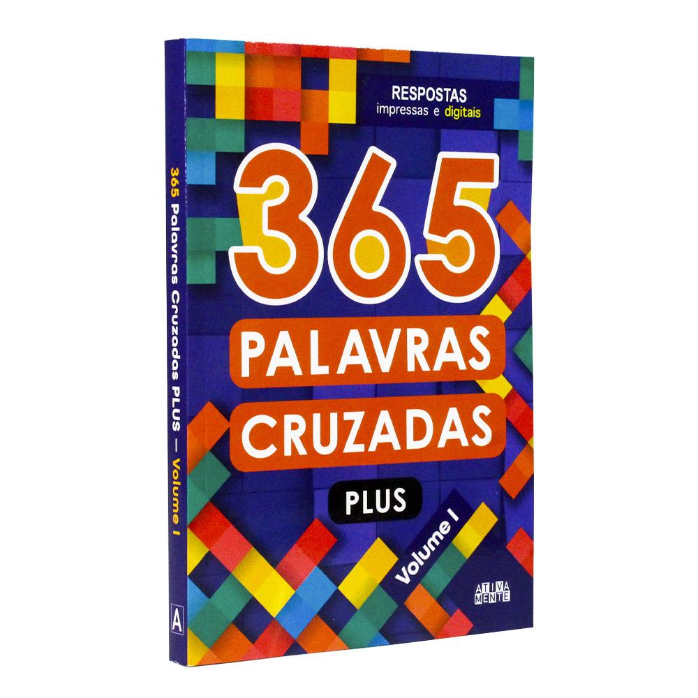 365 Palavras Cruzadas Plus | Volume I | Ativamente