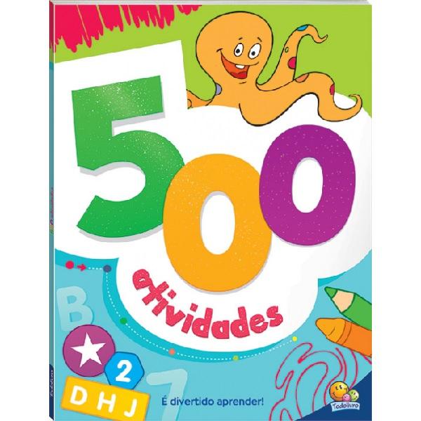 500 Atividades | (Verde)