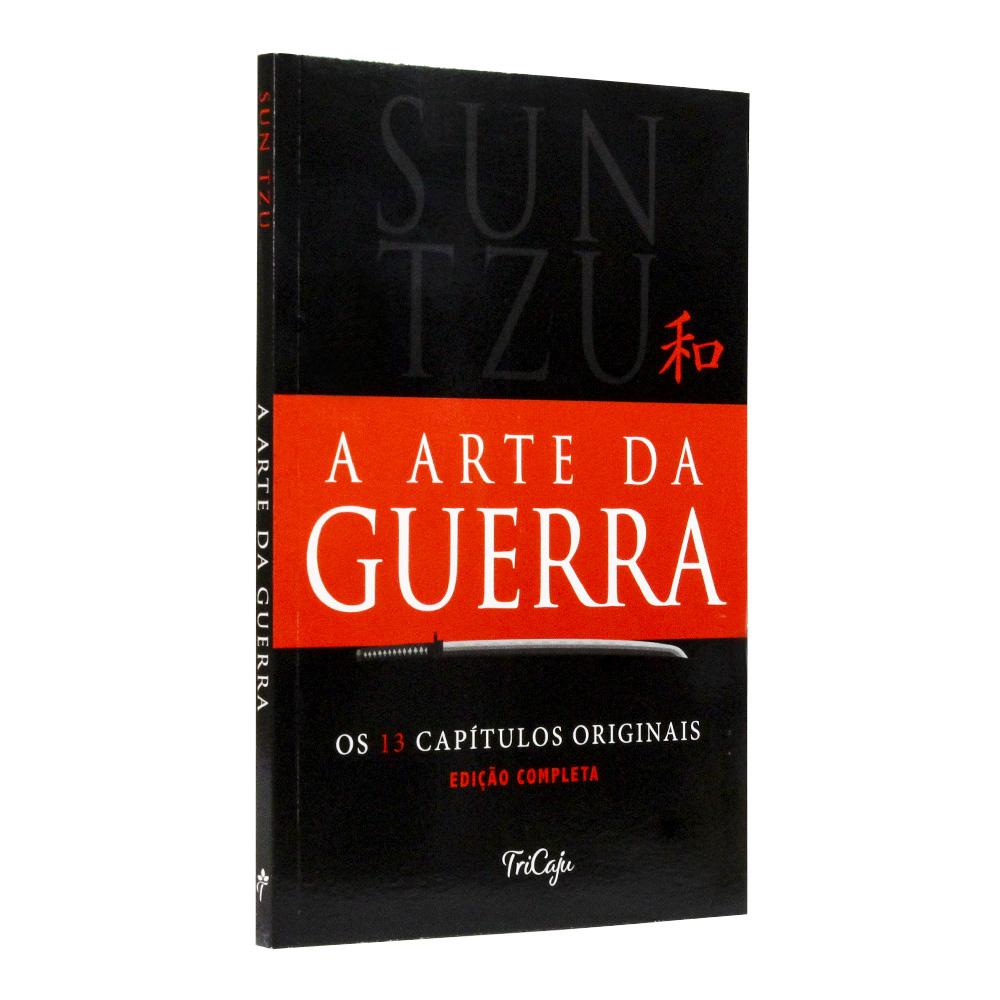 A Arte da Guerra | Sun Tzu | TriCaju