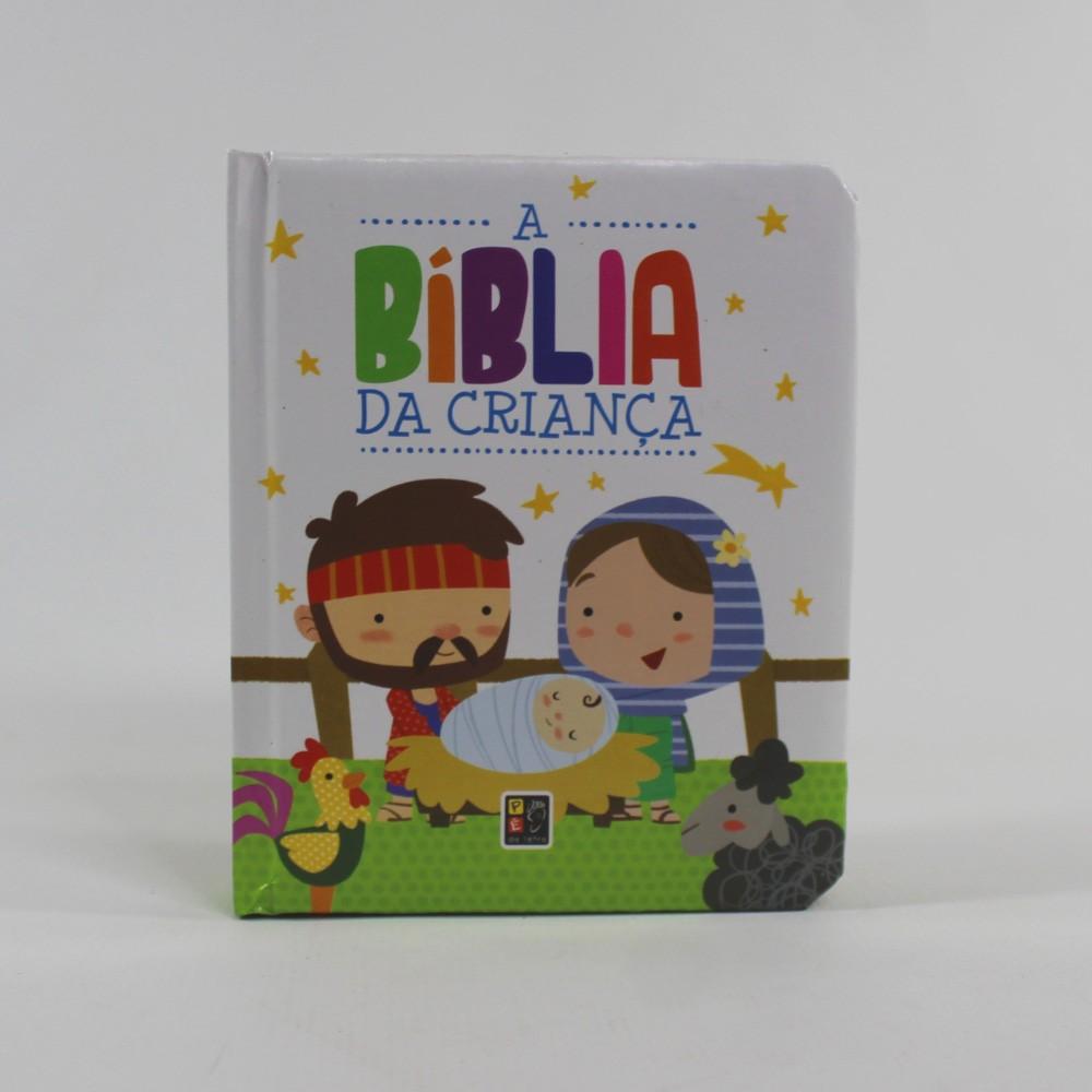 A Bíblia da Criança   Pé da Letra