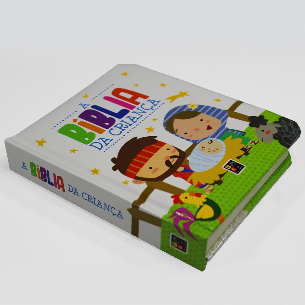 A Bíblia da Criança | Pé da Letra