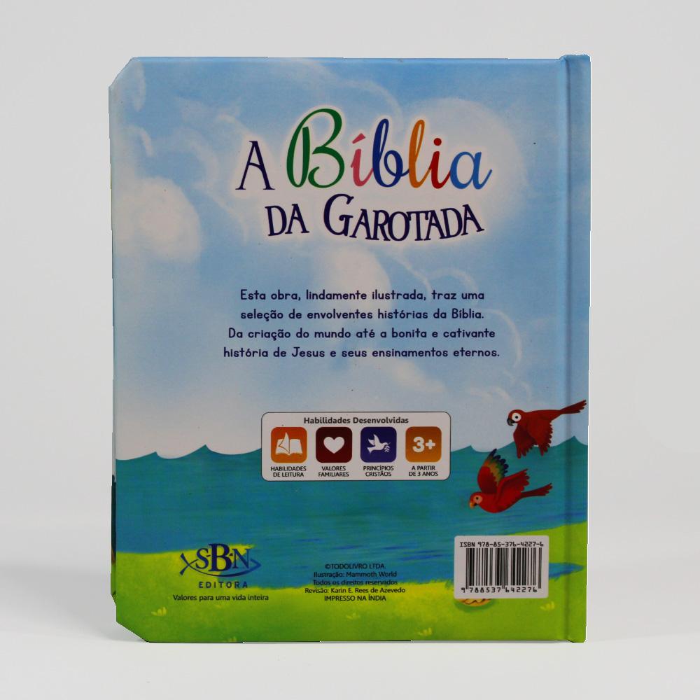 A Bíblia Da Garotada | SBN