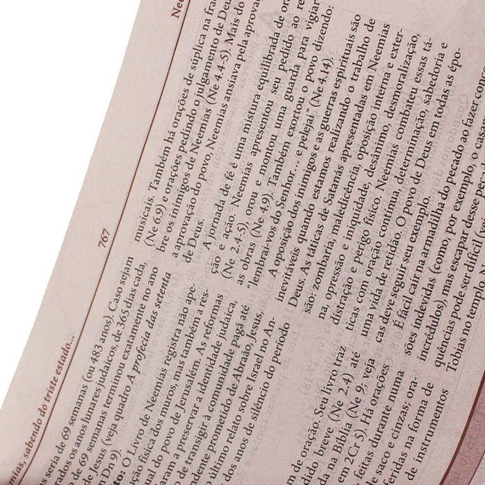 Bíblia da Mulher Com Índice e Zíper | ARC