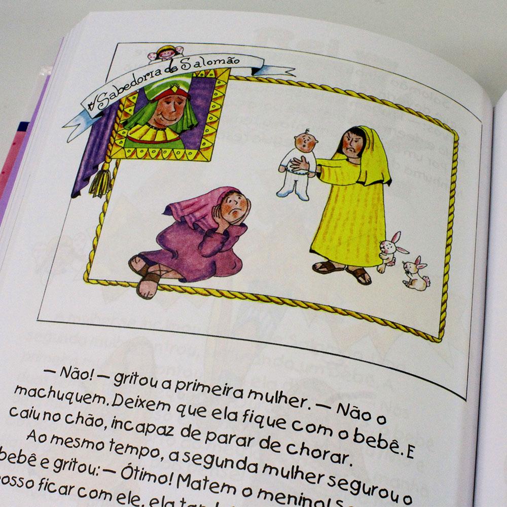A Bíblia das Meninas   A Bíblia dos Meninos - Kit 02 Livros