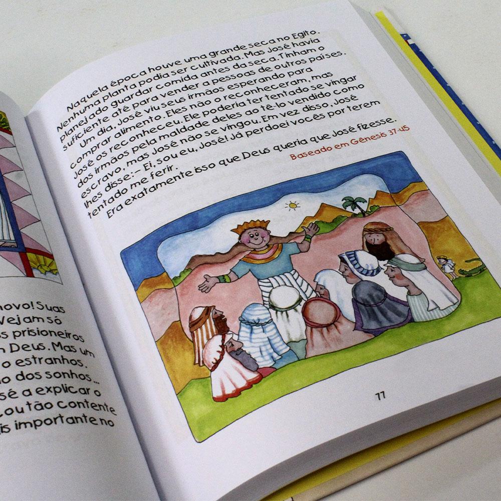 A Bíblia Dos Meninos | Carolyn Larsen | Mundo Cristão